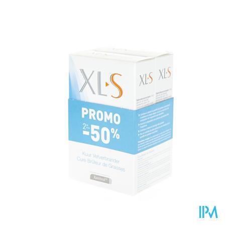 XLS Capteur De Graisse Duo -50% Promo 2x60 comprimés