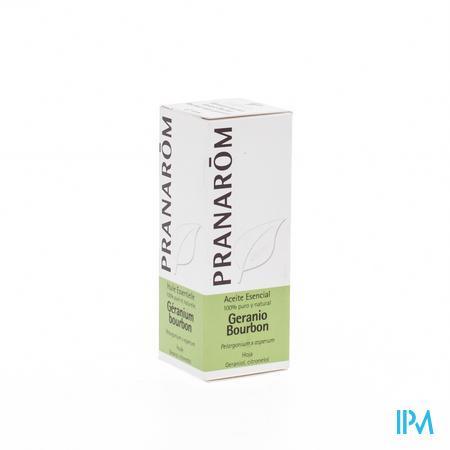 Geranium Bourbon Ess Olie 10ml Pranarom