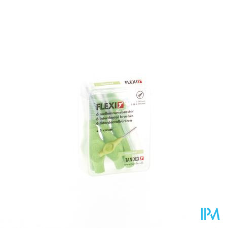 Flexi Green Borsteltje Tapered Interdentaal 6