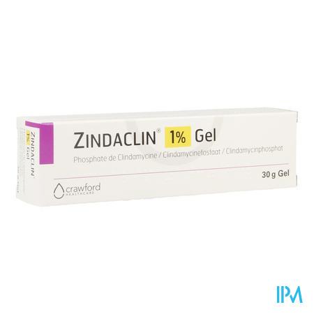 Zindaclin Gel 30 Gr