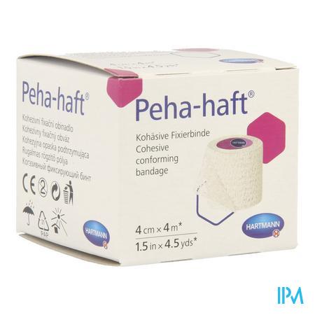 Peha-haft Latexfree 4cmx4m 1 P/s  -  Hartmann