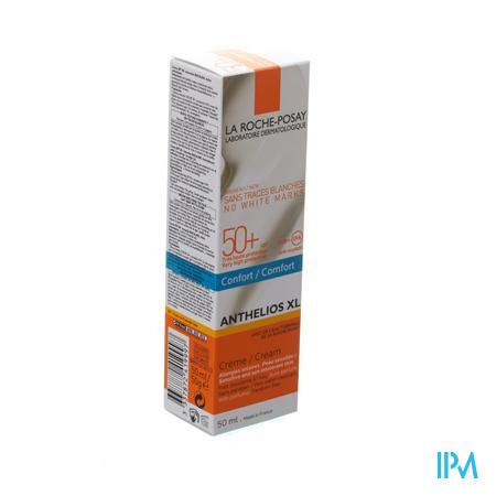 Afbeelding La Roche-Posay Anthelios XL Comfort Zonnecrème SPF 50+ voor Gelaat 50 ml.