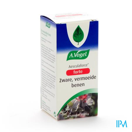 A.Vogel Aesculaforce Forte 50 tabletten