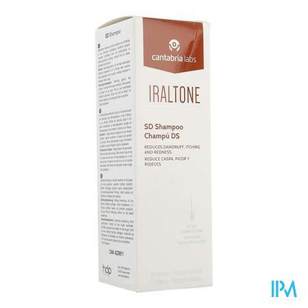 Iraltone Sd Shampoo Tube 200ml