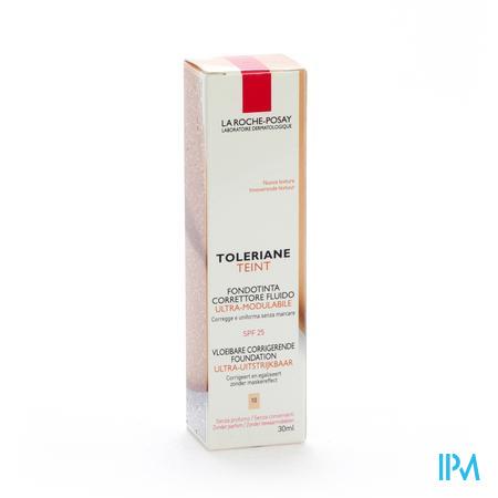 La Roche Posay Toleriane Teint Fluid CL 10 30 ml