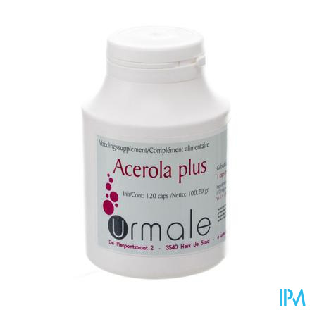 Urmale Acerola Plus 120 capsules