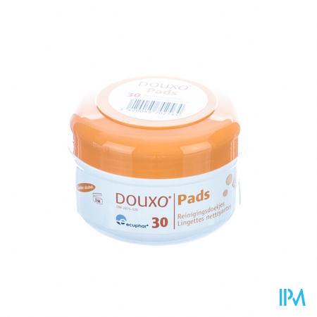 Douxo Pads Vochtige Reinigingsdoekjes Huid 30 stuks