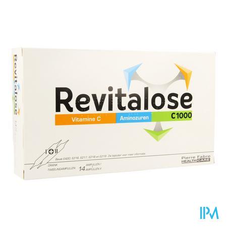 Revitalose C 1000 Ampullen Oplossing Orale 14 X (i + ii)