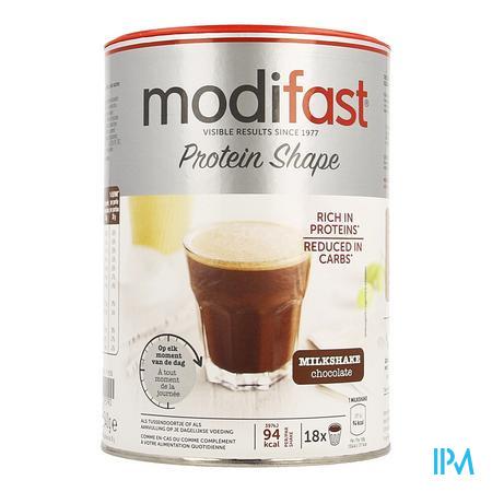 Modifast Protiplus Milkshake Chocolade 540g