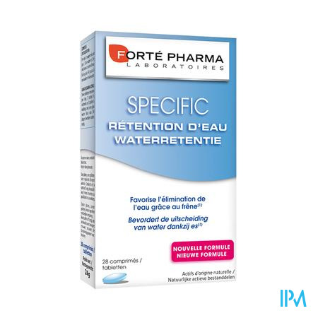 Specific Waterretentie Comp 1x28