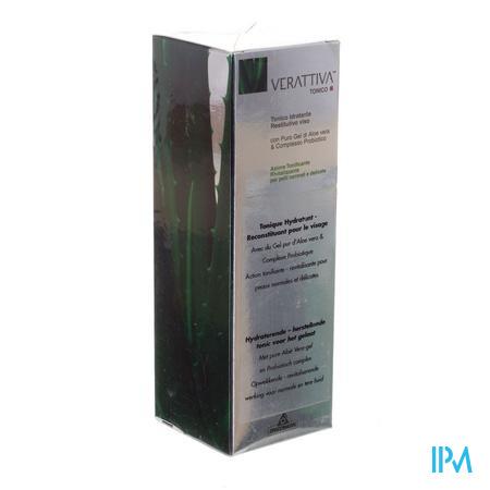 Verattiva Gelaatstonicum Hydra-herstellend 200ml