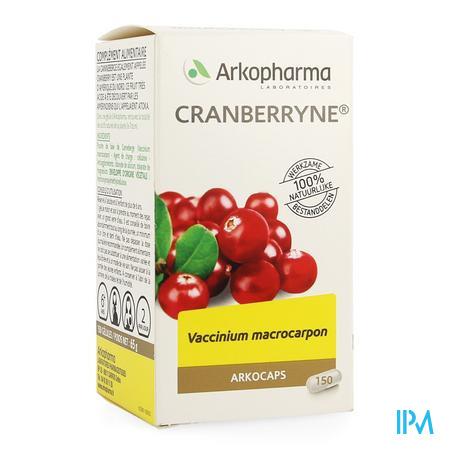 Arkocaps Cranberryne Caps 150