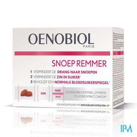 Oenobiol Snoep Remmer Gums 50