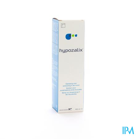 Hypozalix Mondspray 100 ml spray