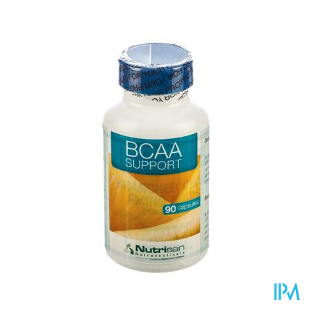 Nutrisan BCAA Support 90 capsules