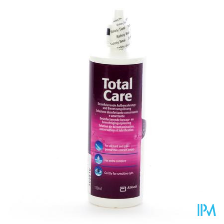 Totalcare Desinfect. Solution 120 ml 2615