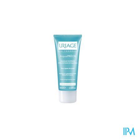 Uriage Aquaprecis Express Masque 40 ml