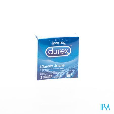 Afbeelding Durex Jeans 3 stuks.