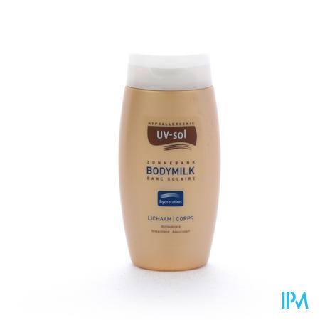 UV-Sol Banc Solaires Lait Corporel 150 ml