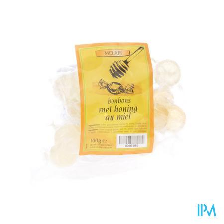Melapi Honing Bonbons 100 g