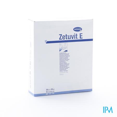 Zetuvit 20cm x 20cm 15 pièces