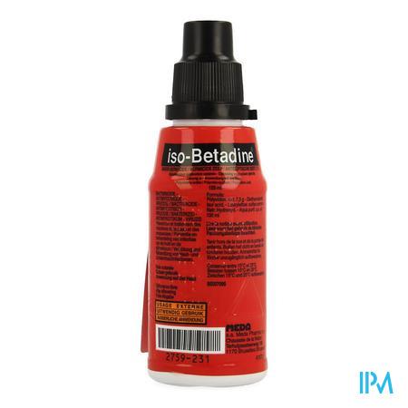 Iso Betadine Germicide Zeep 7,5% 125ml