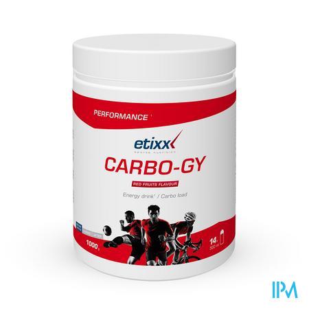 Etixx Carbo-gy 1000g