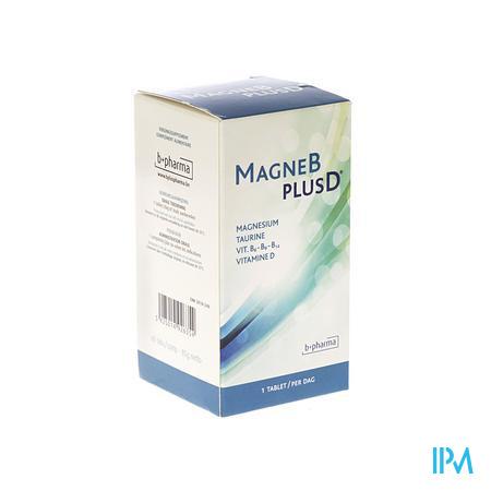 Afbeelding Magne B plus D 60 Tabletten.