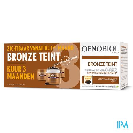 Oenobiol Bronze Teint Caps 3x30