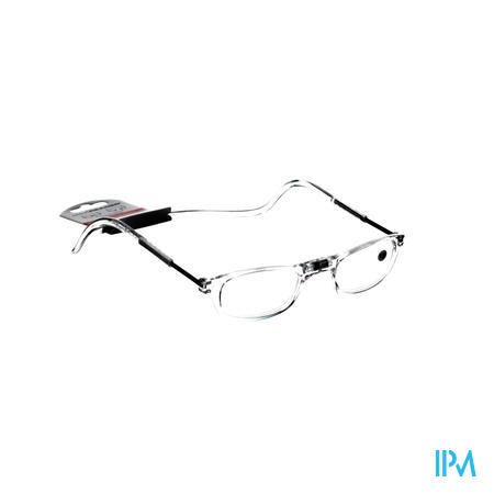 Clipyreader Bril +2.50 Transparant