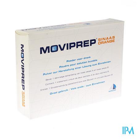 Moviprep Orange 4 2 X 2 Sachets