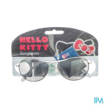 Hello Kitty Zonnebril Piloot Wit 1 stuk