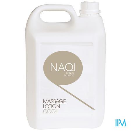 Naqi Massage Lotion Cool 5l
