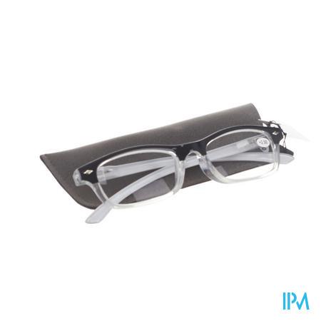 Pharmaglasses Leesbril Diop.+2.00 Grey