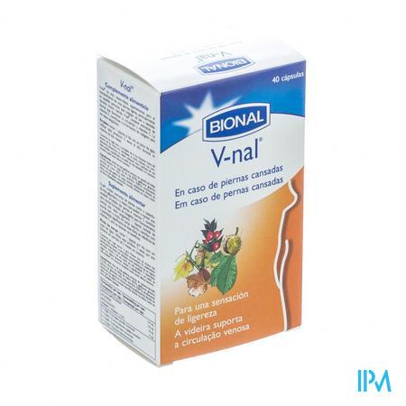 Bional V-nal Caps 40