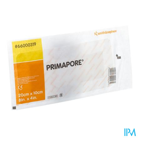 Farmawebshop - PRIMAPORE S&N VERB POST-OP 20CMX10CM 1 66000319