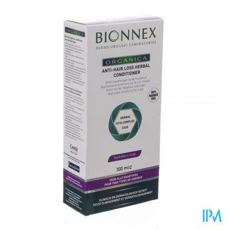 Bionnex Organica A/hair Loss Conditioner Fl 300ml