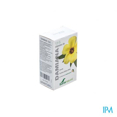 Soria 13 - S Damiana 60 capsules