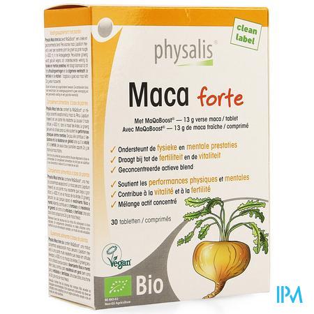 Physalis Maca Forte Comp 30 Nf