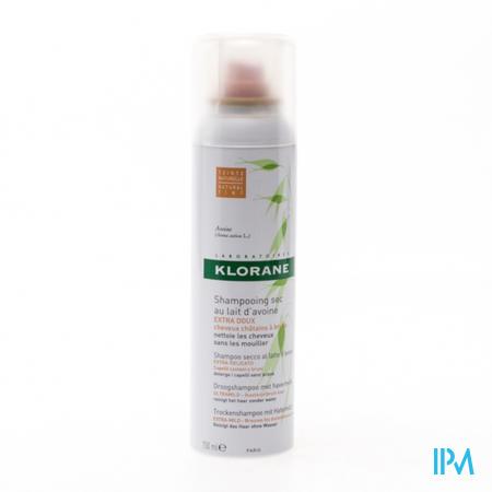 Klorane Capil. Droogsh Haver Teint Spray 150ml