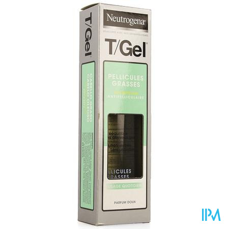 NEUTROGENA T-GEL NORM/VET HAAR 250 ML