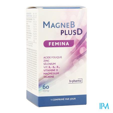 Magne B Plus D Femina Tabl 60