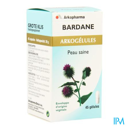 Arkogelules Bardane Vegetal 45
