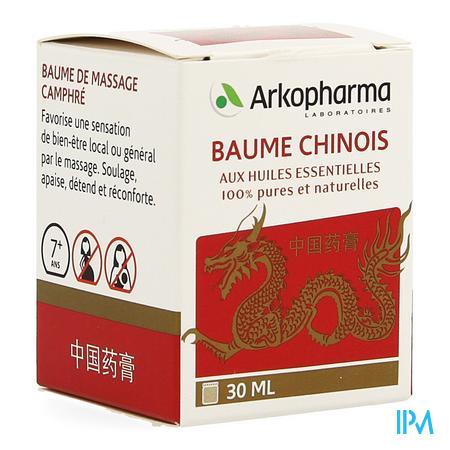 Arko Essentiel Chinese Balsem Pot 30ml
