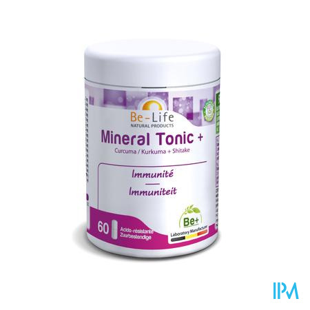 Be-Life Mineral Tonic+ 60 capsules