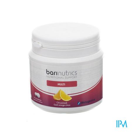 Afbeelding Barinutrics Multi 90 Kauwtabletten met Citrussmaak .