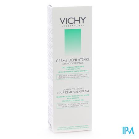 VICHY SOIN CORP.CR DEPIL DERMO-TOLERANC 150ML