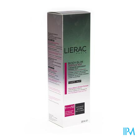 Lierac Body Slim Destock Nuit 200 ml