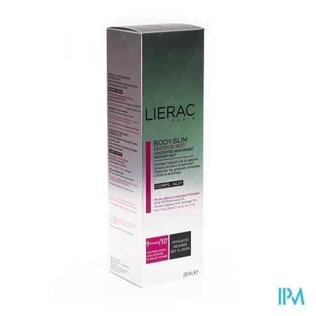 Lierac Body Slim Destock Nacht 200 ml