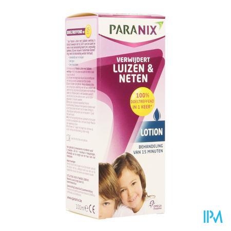 Afbeelding Paranix Lotion tegen Luizen en Neten 100 ml.